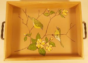 309 Tava lemn de cires