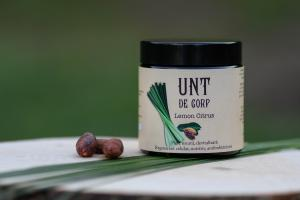 Unt de corp Lemon Citrus