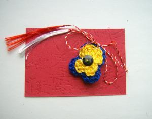 Mărțișor - floare