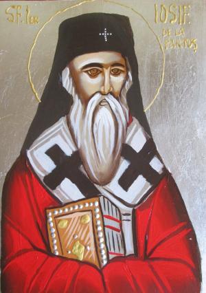 Sfântul Ierarh Iosif cel Nou de la Partoș