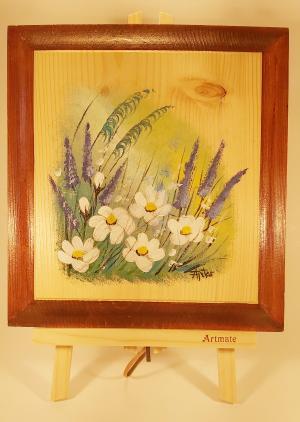 102 Pictura lemn