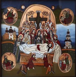 Punerea in mormant a lui Iisus