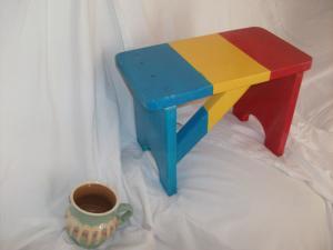 Scaunel tricolor