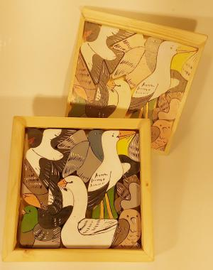 1101 Jucarie cutie puzzle