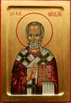 -Sf. Ierarh Nicolae-