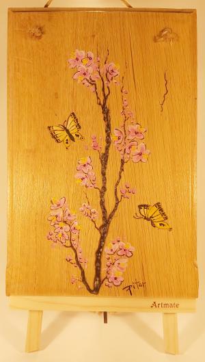 104 Pictura lemn