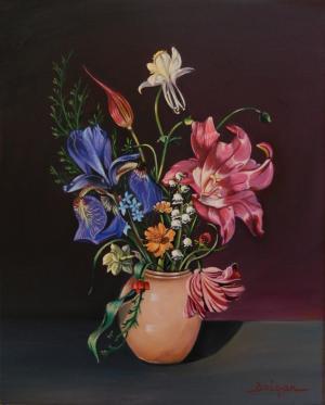 - Flori de mai-
