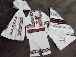 Costum Botez Baiat - CBot005