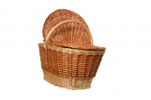 Coș răchită picnic