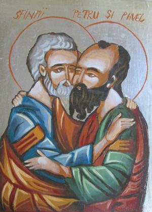 Sfinții Ap. Petru și Pavel